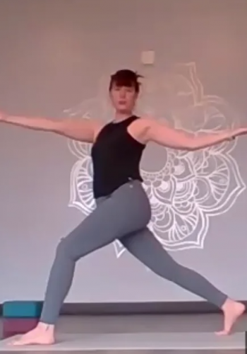 Build Strength with Yoga