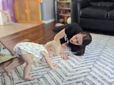 Baby and Me Yoga