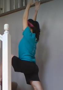 Stair Yoga 2